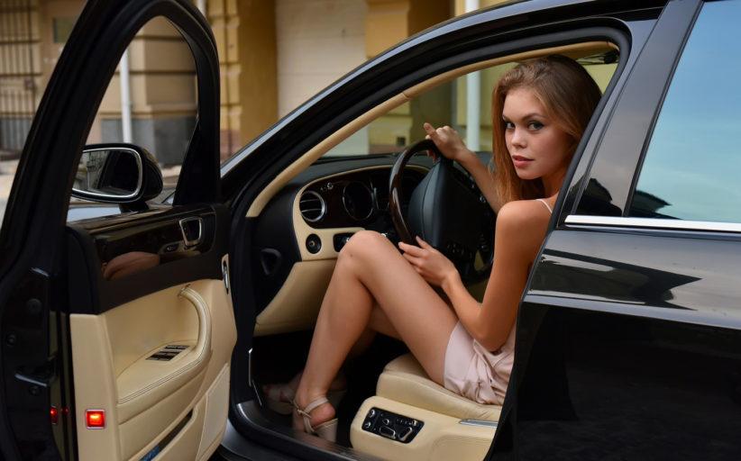 Про автомобили и luxury life